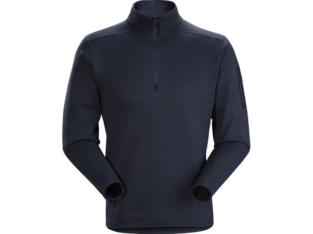 Arc'teryx Covert 1/2 Zip Pullover Herr Tui Heather